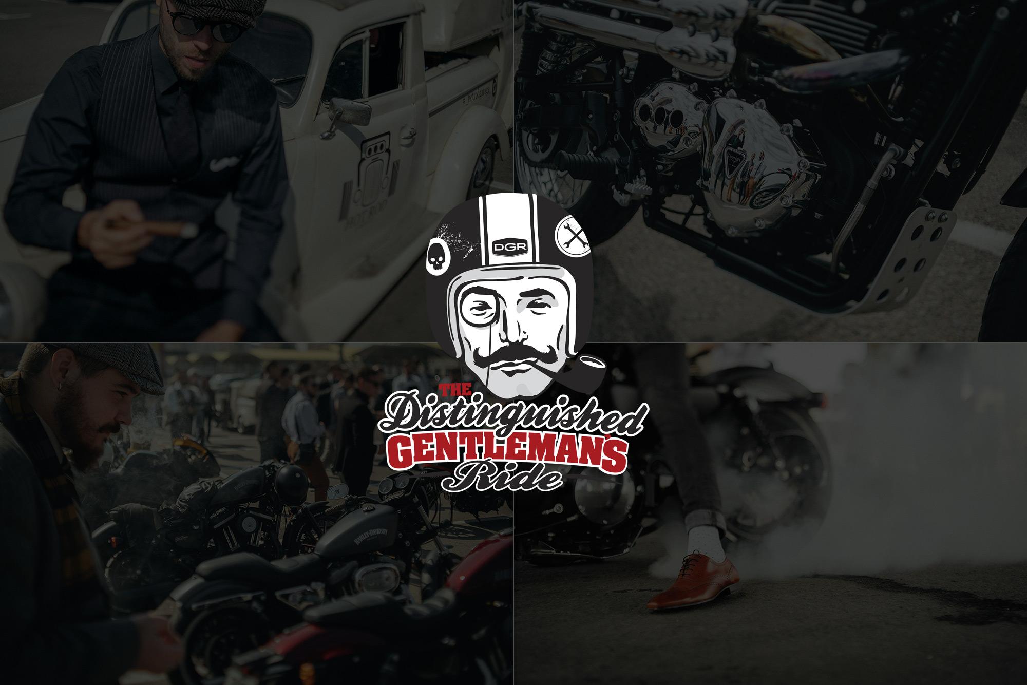 The Distinguished Gentleman's Ride 2017 Russia, Krasnodar!